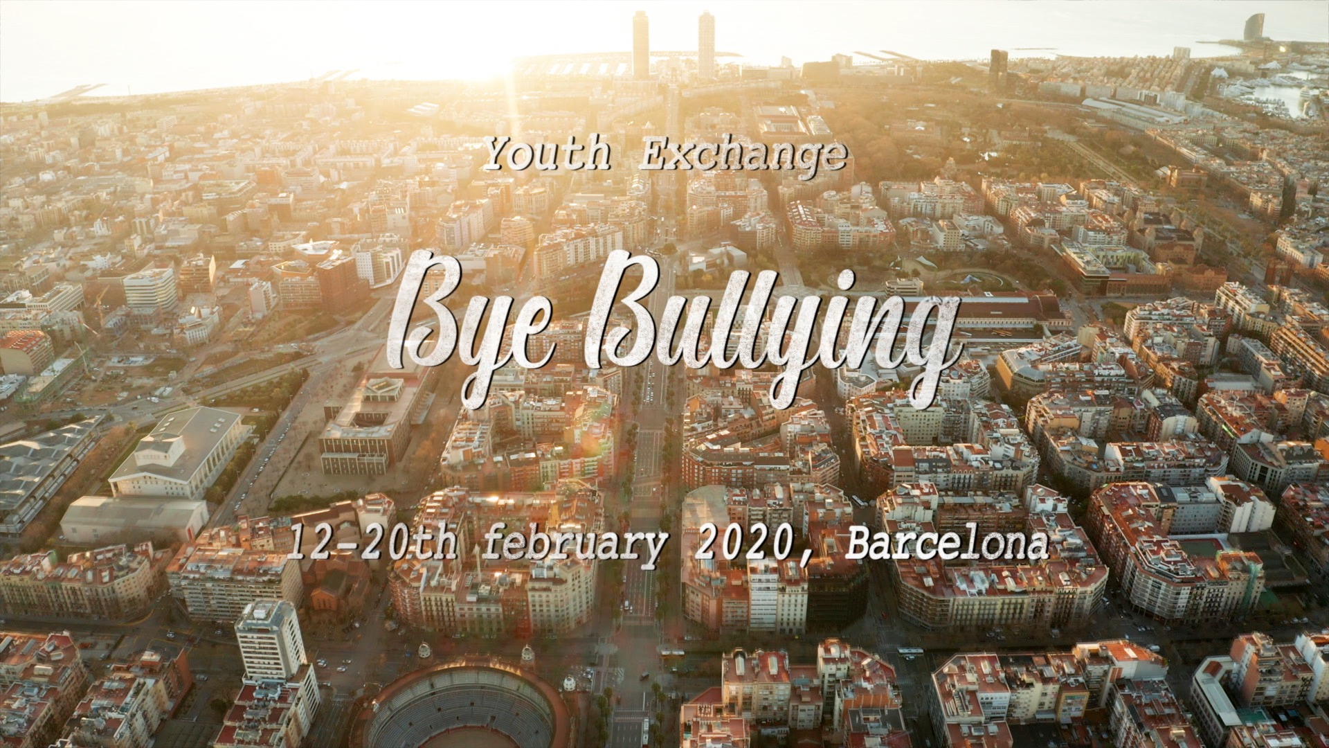 YoutBCN – Bye Bullying